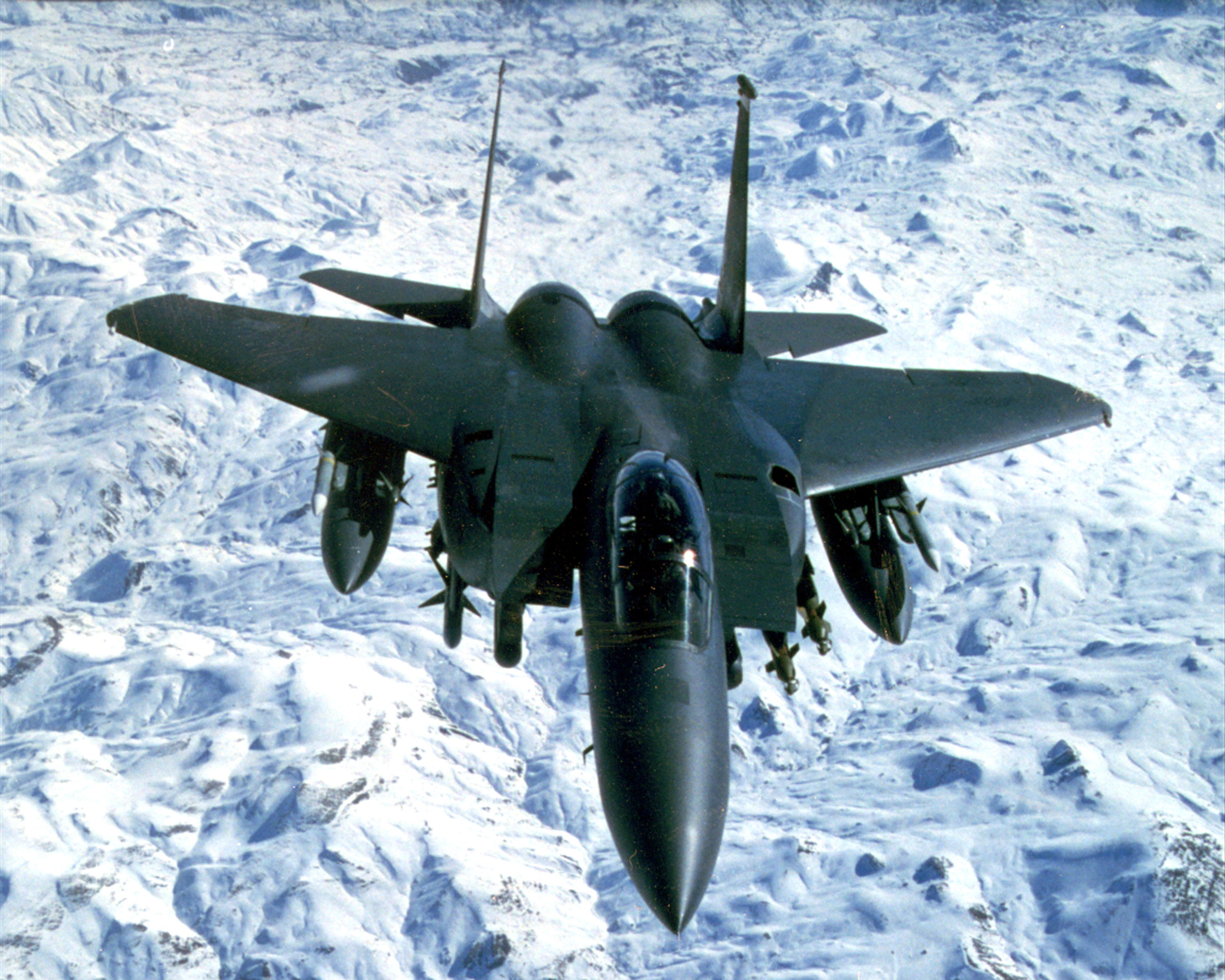 an overview of the f 15 eagle aircraft The f-15 eagle is a twin-engine, all-weather tactical fighter designed to gain and maintain air superiority in aerial combat iso group provides military aviation spare parts, components and mro solutions for the f-15 eagle and all variants.