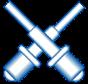 USCG Gunner's Mate rating badge