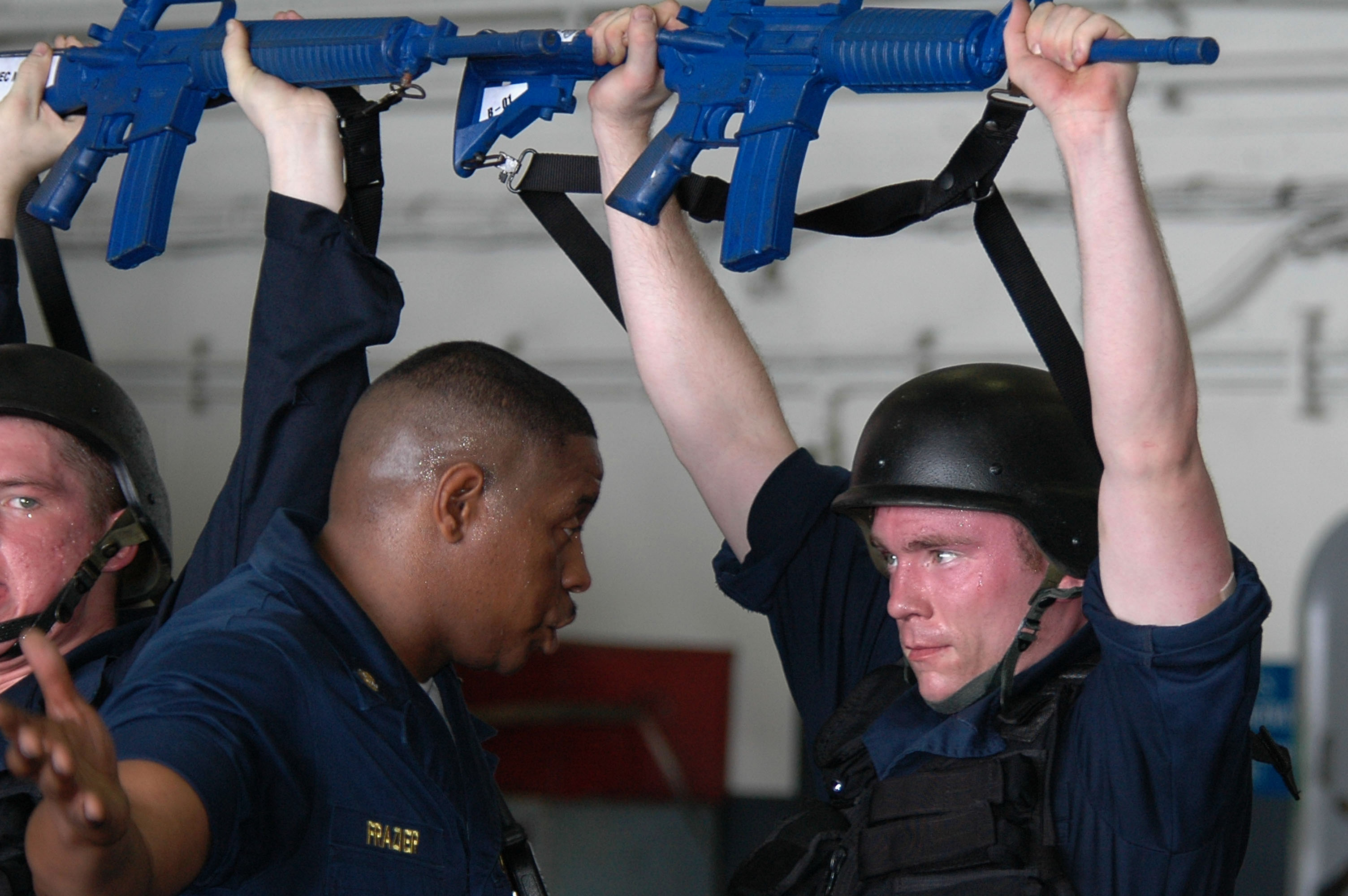 how to go from chief instructor to master