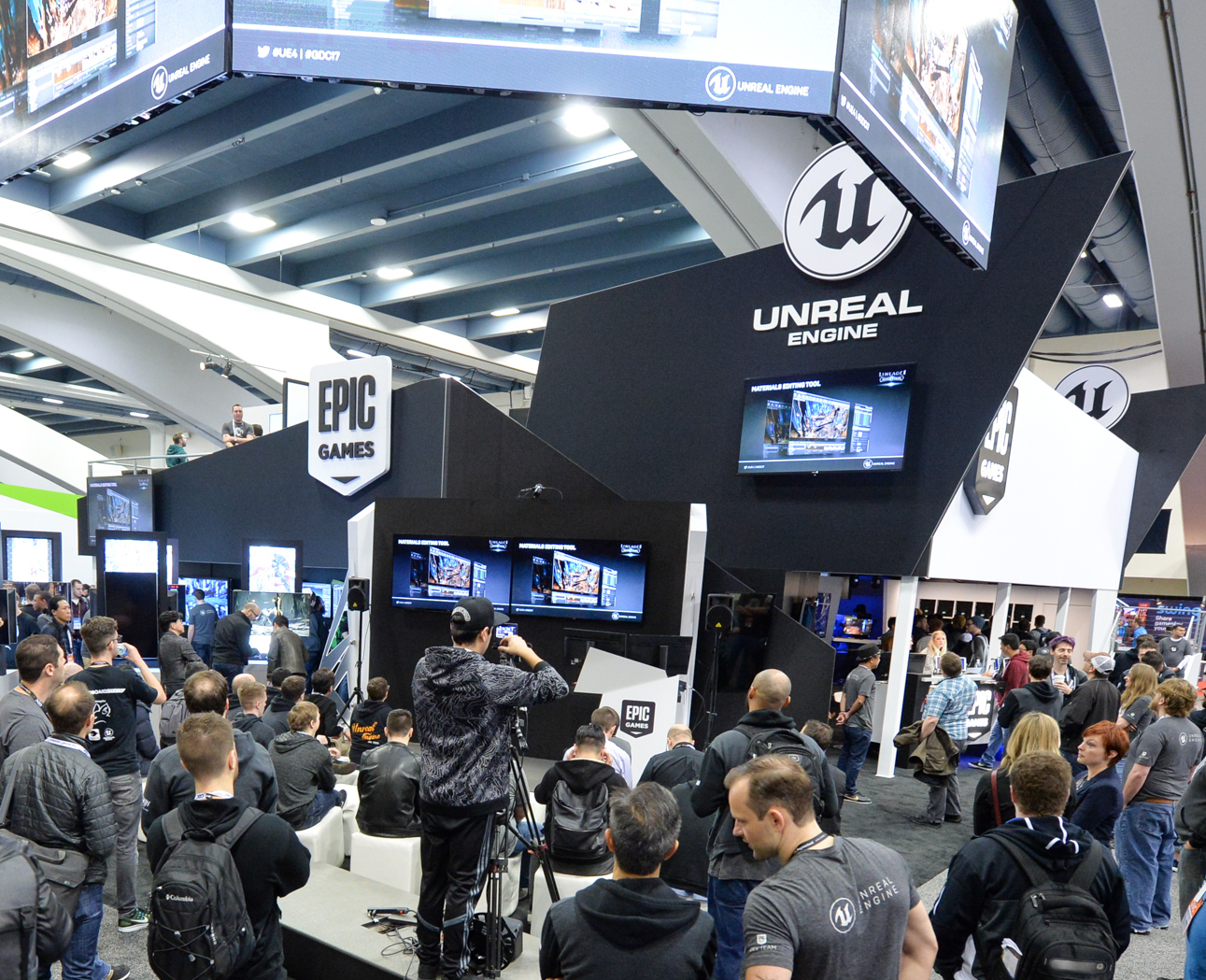 File:Unreal Engine booth (cropped) jpg - Wikimedia Commons