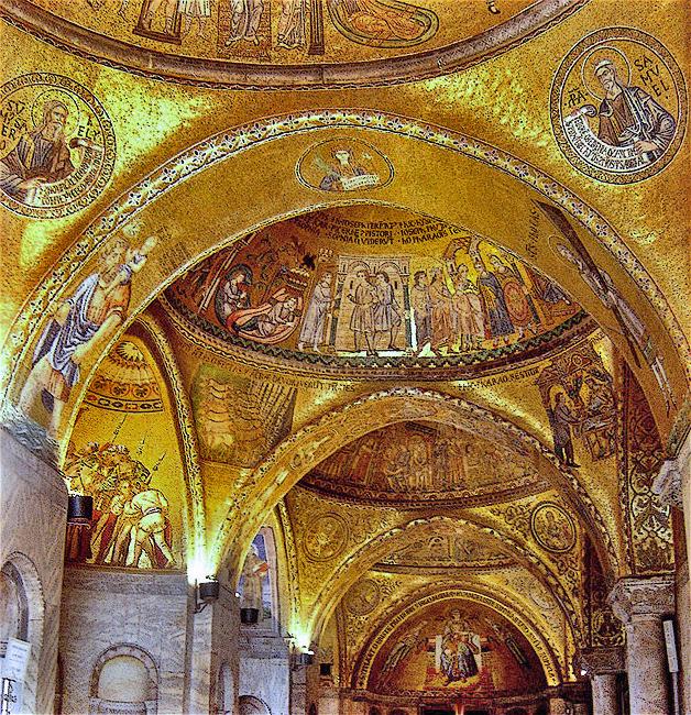 Wenecja: Bazylika św. Marka