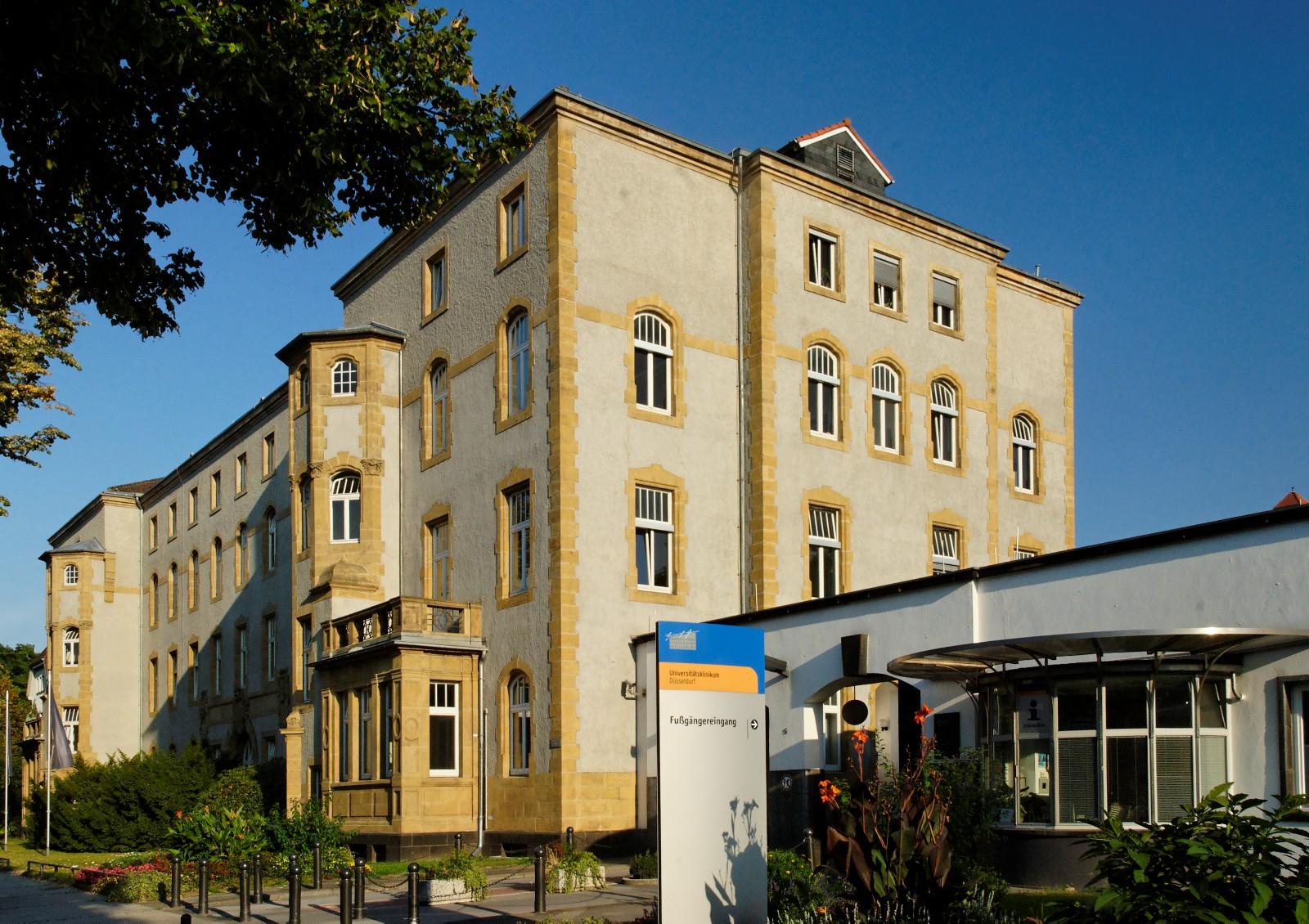 University Hospital of Düsseldorf - Wikipedia