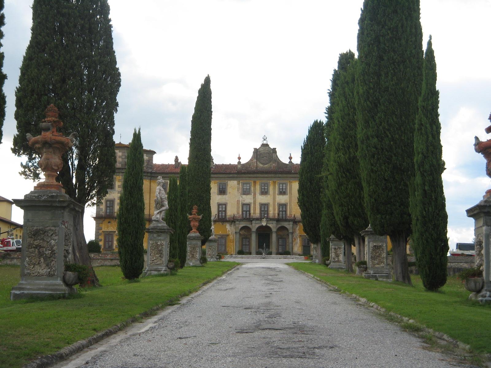Fregio Villa Di Castello
