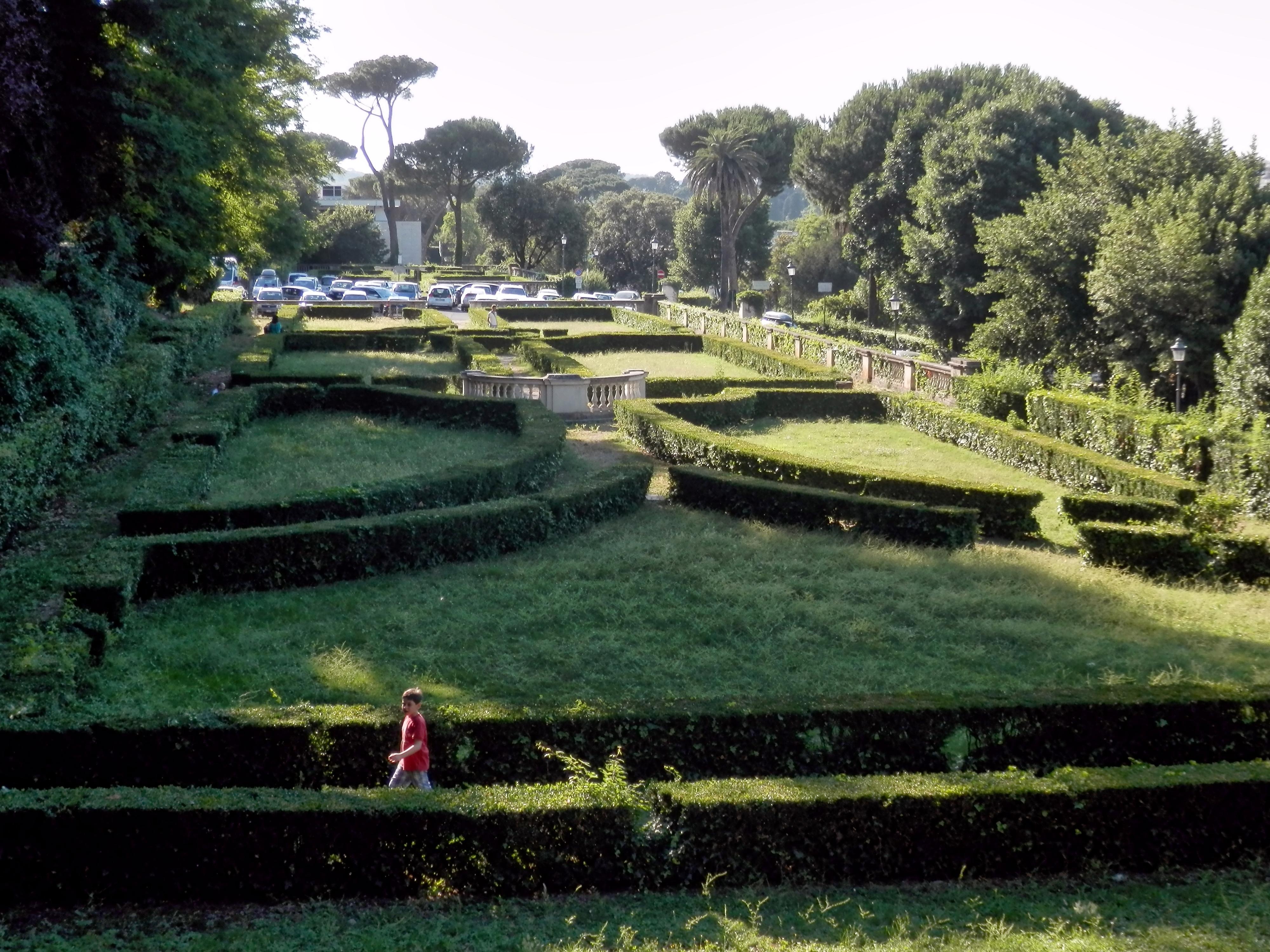 Parco Villa Borghese Orari
