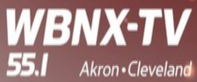 WBNX-TV Independent TV station in Akron, Ohio
