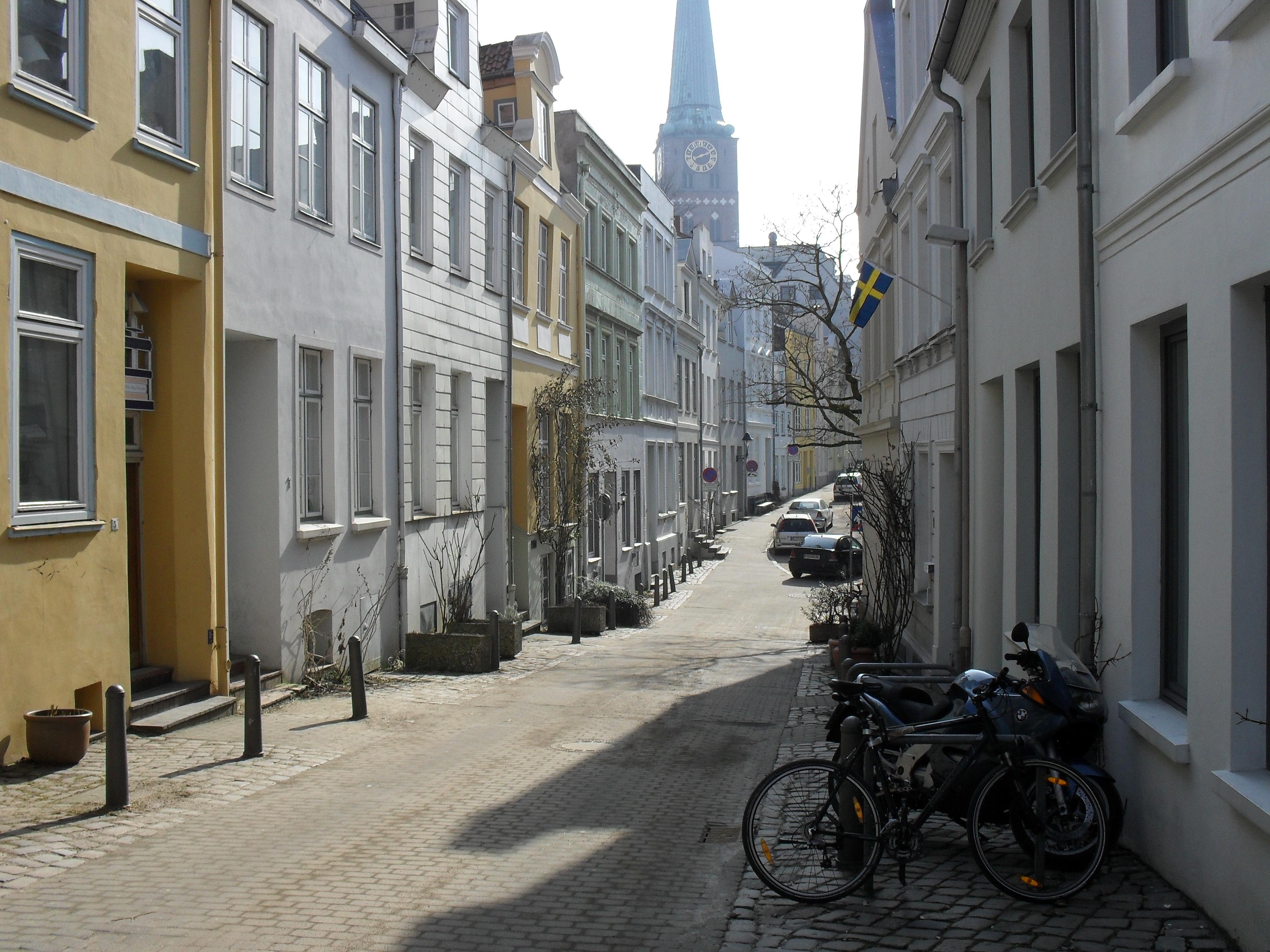 Kleine Burgstraße