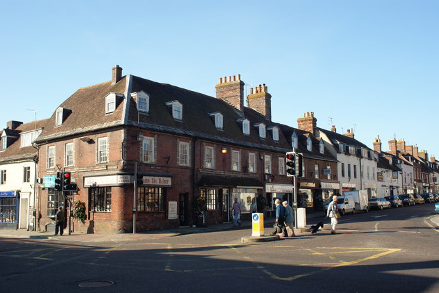 File:West Street, Wareham, Dorset - geograph.org.uk - 1491026.jpg