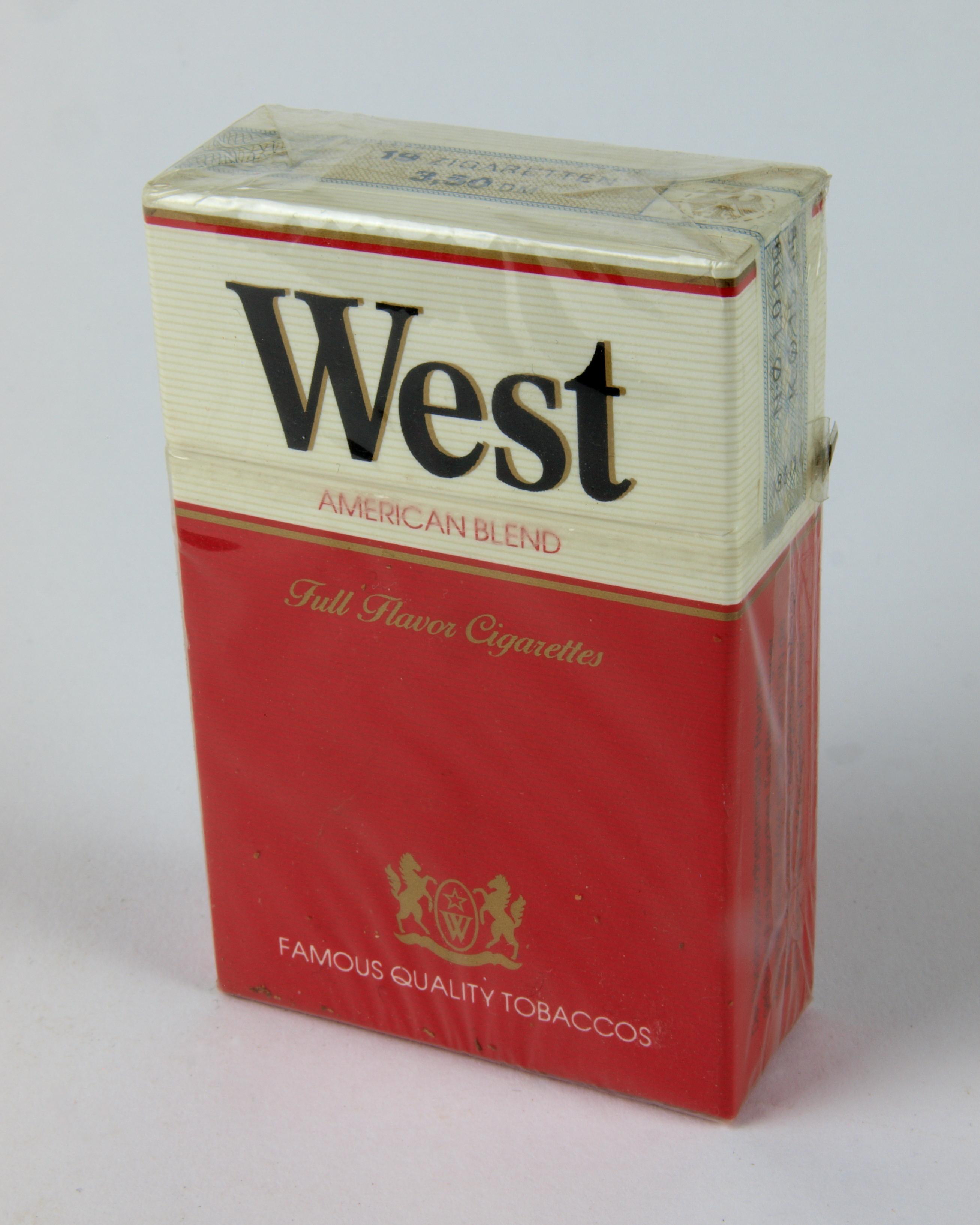 West Zigaretten Gratis