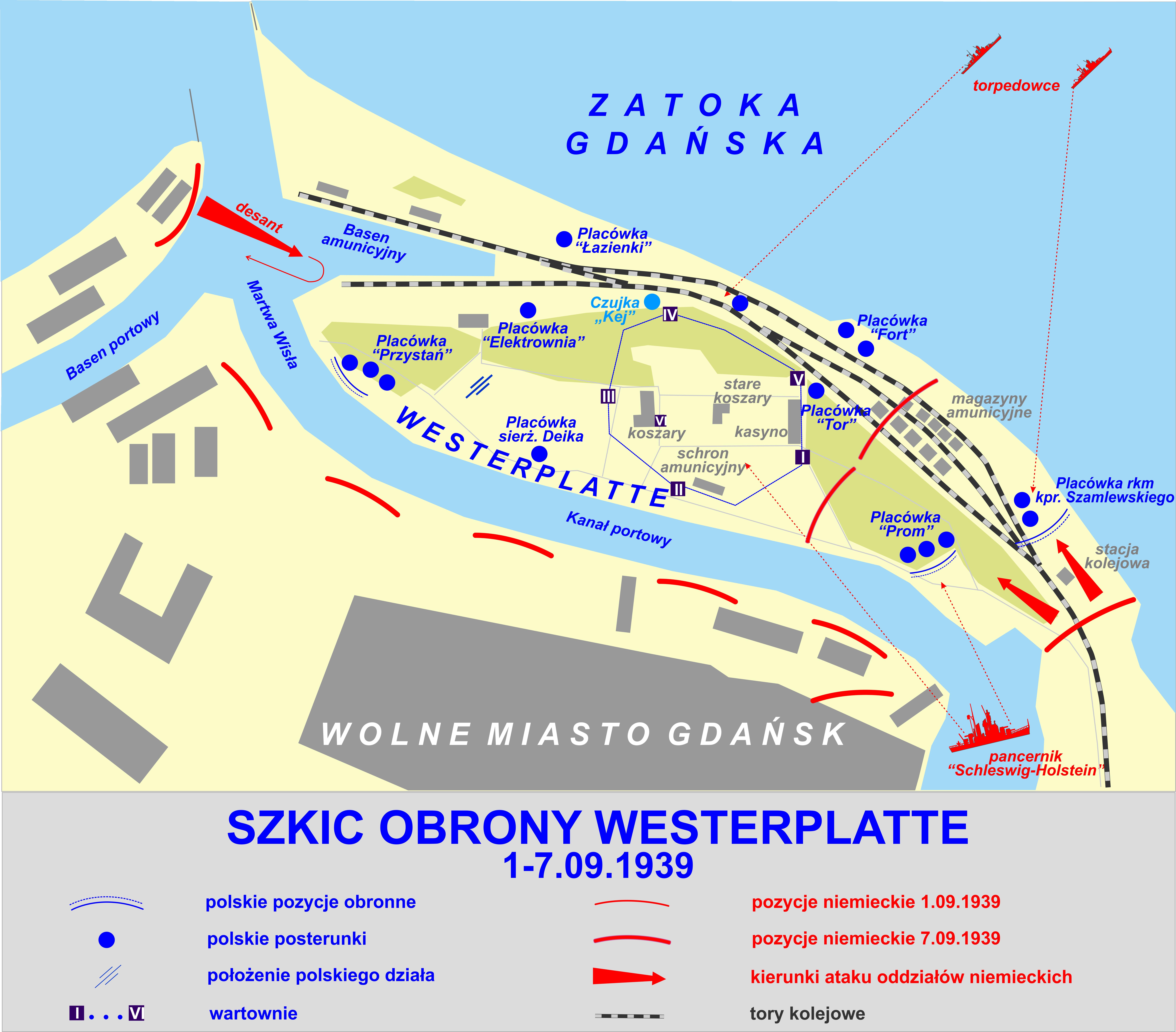 0138f040f3 Obrona Westerplatte – Wikipedia