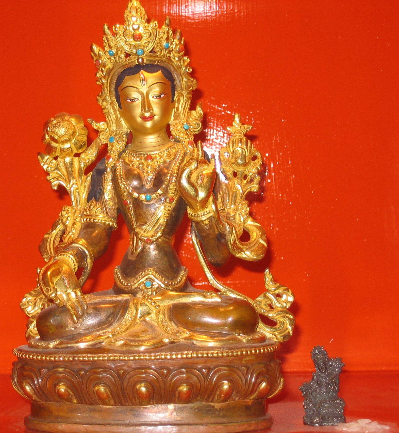 Buddhism: Maria & Robin Chants