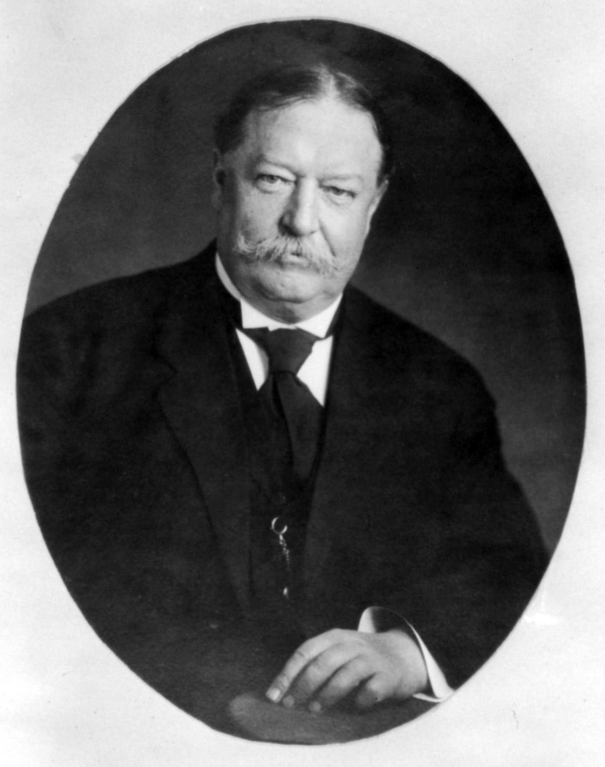 William Howard Taft Political Cartoon - ThingLink