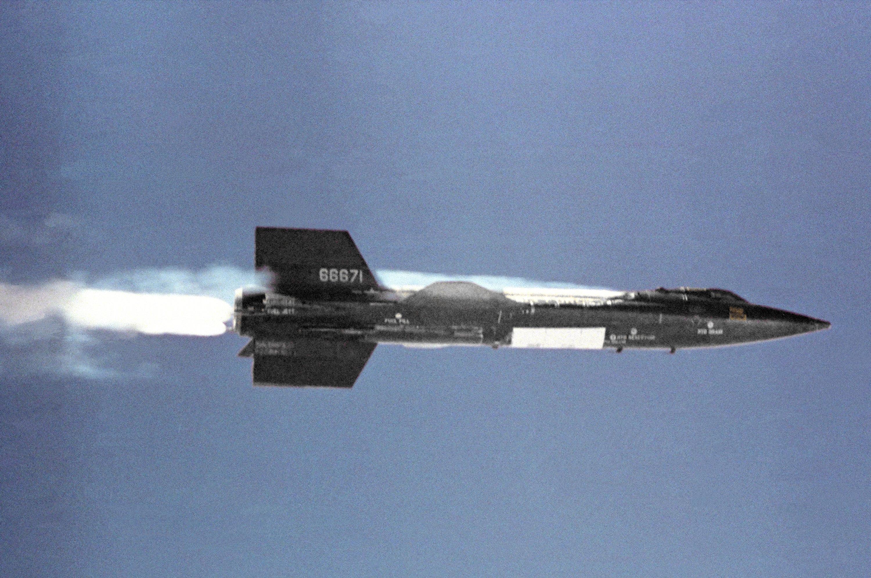 North American X-15 X-15_in_flight