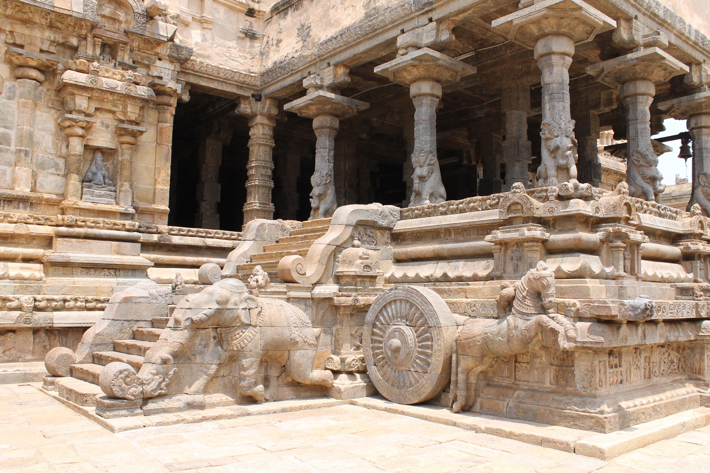description amazing architecture of airavatesvara temple jpg