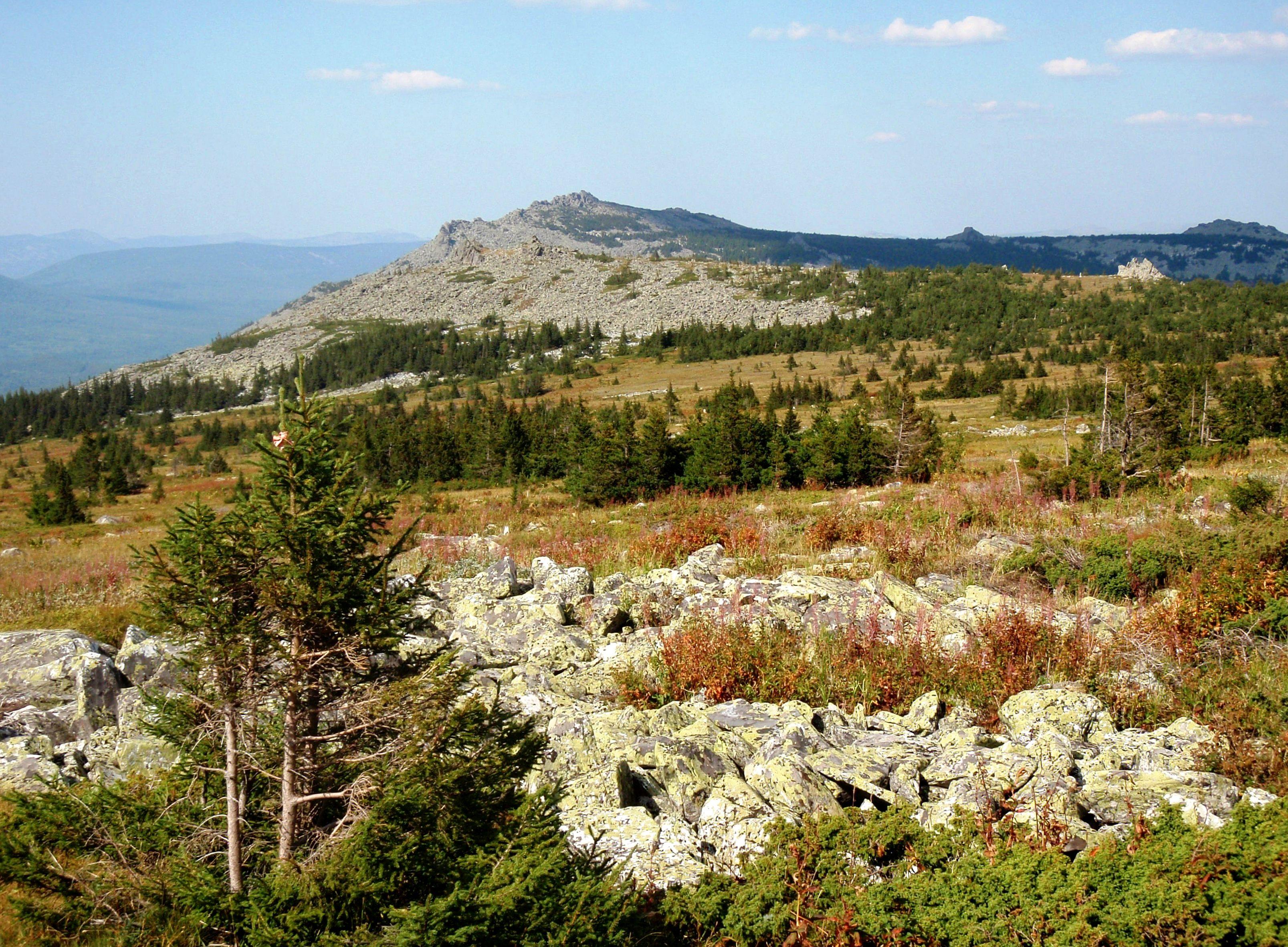 хребты уральских гор в башкирии фото лумпова, фото