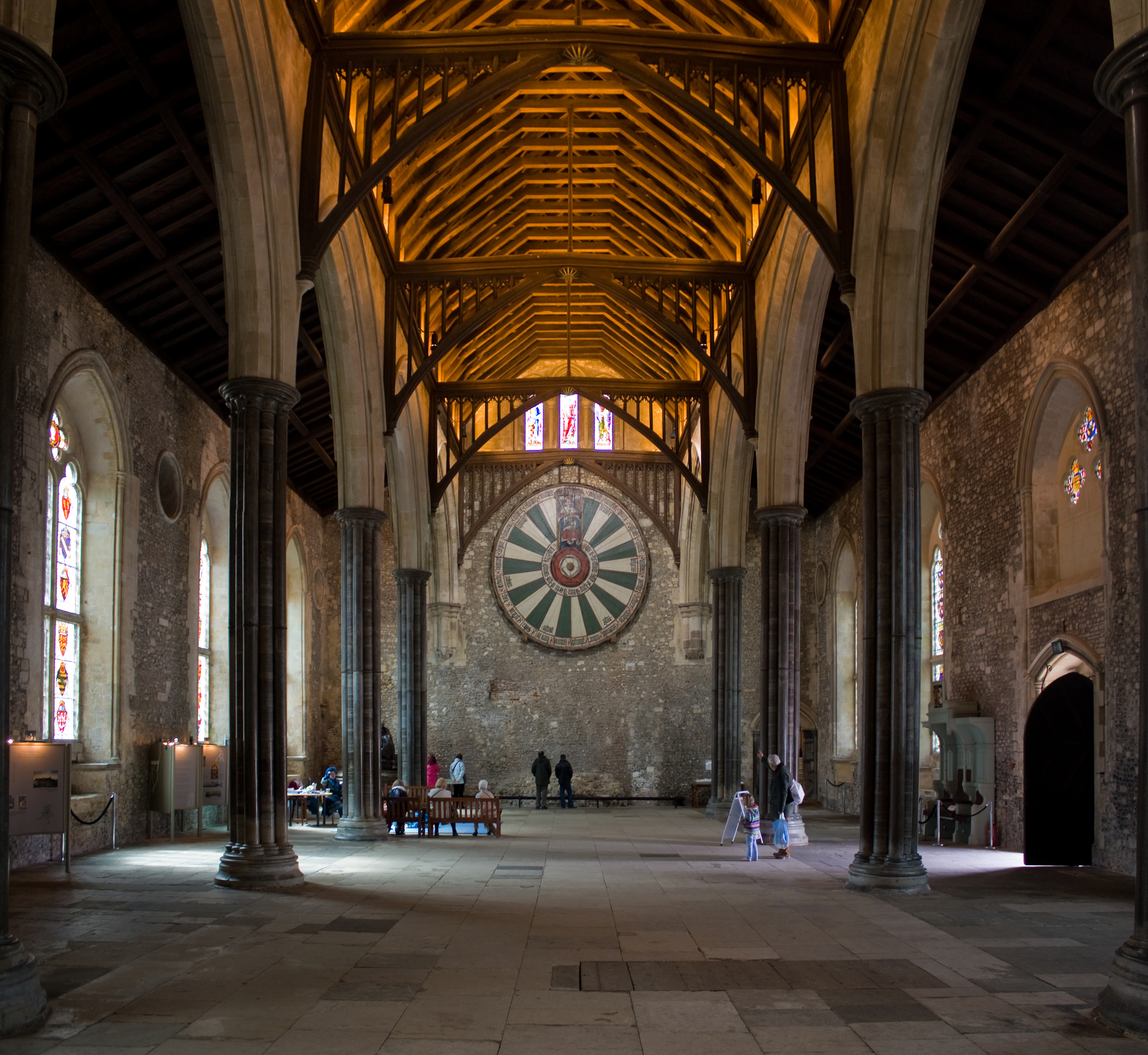 File 1351065 Great Hall Winchester Castle 2 Jpg