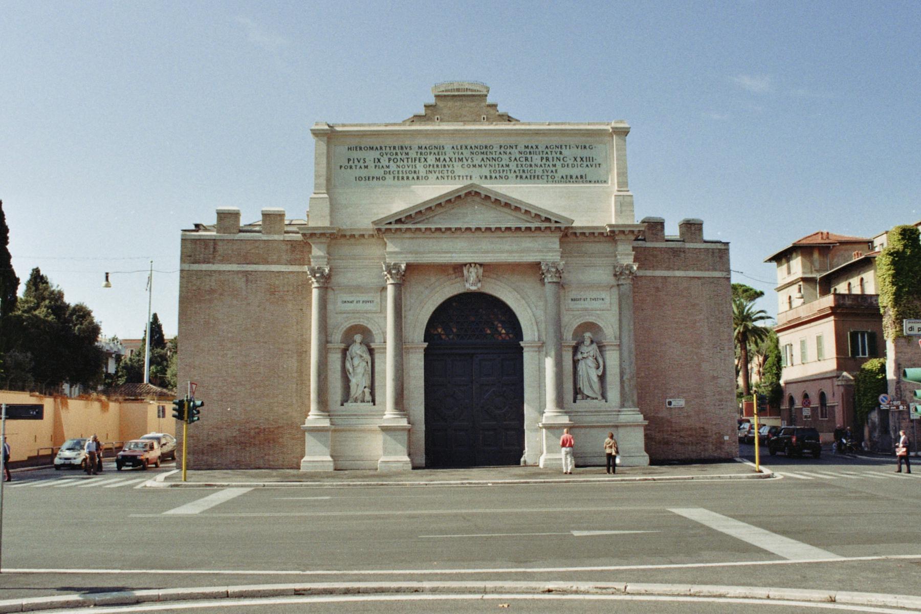 Porta pia wikiwand - Porte a roma ...