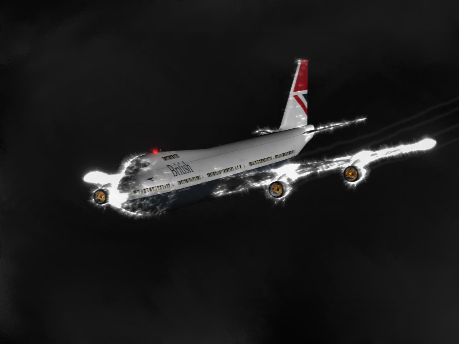 Обои авиалайнер, Singapore airlines, airbus, Самолёт, 300. Авиация
