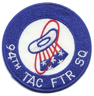 Image illustrative de l'article 94th Fighter Squadron