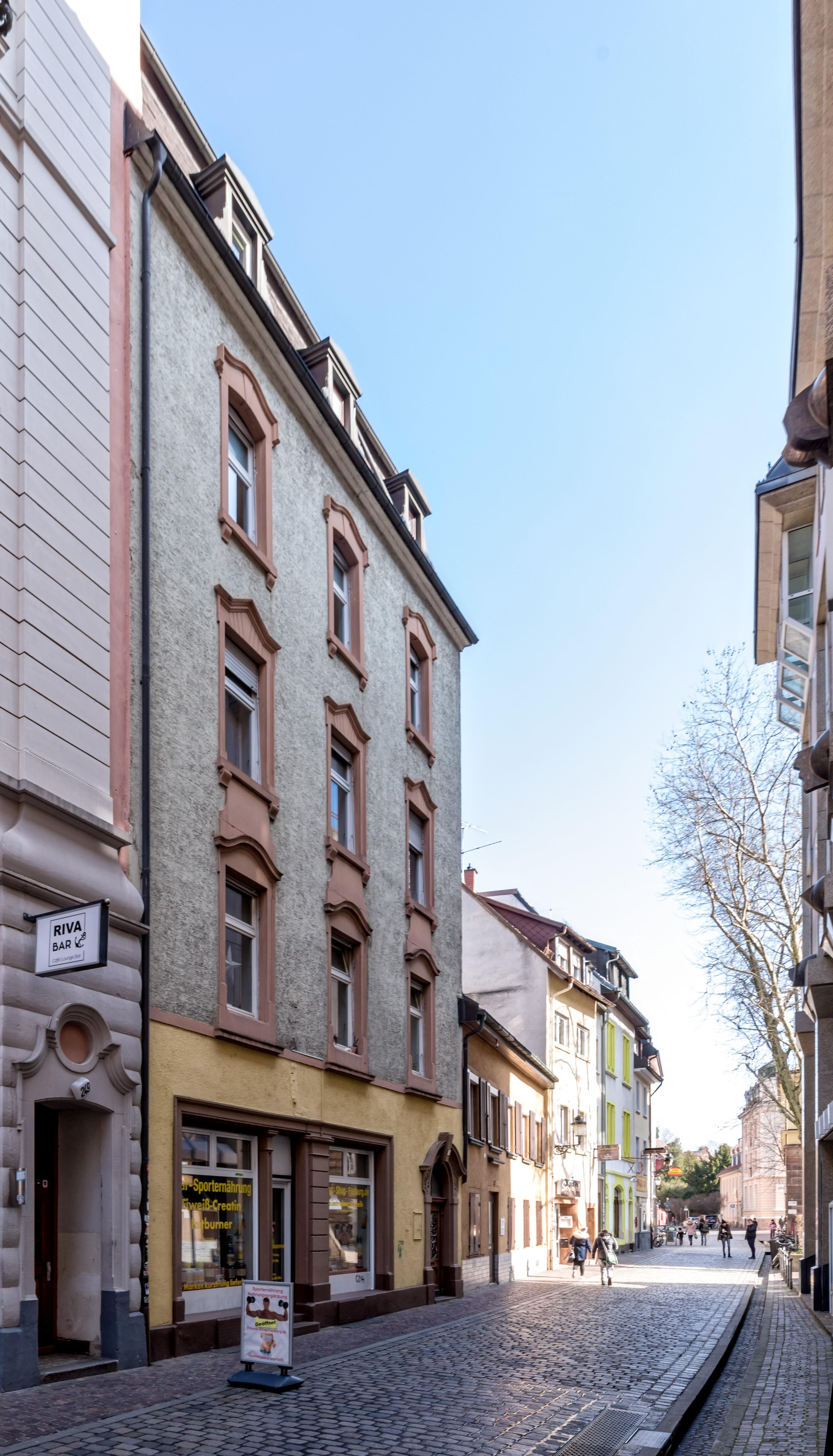 Datei:Adelhauserstraße 3 (Freiburg im Breisgau) jm61141.jpg – Wikipedia