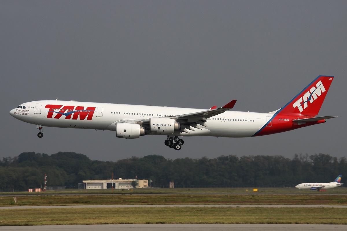 latam airlines brasil wikipédia