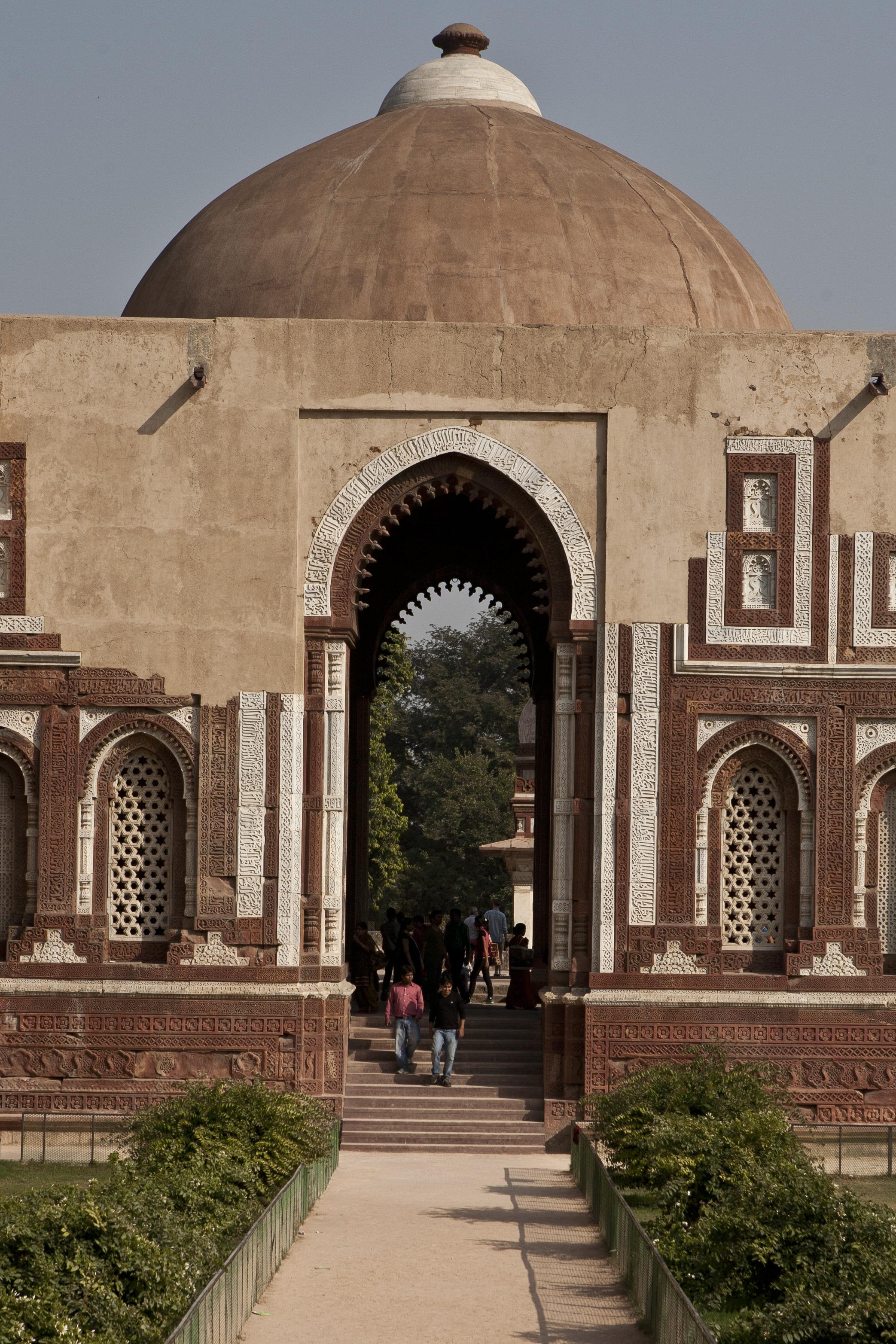 file alai darwaza built by alauddin khilji jpg