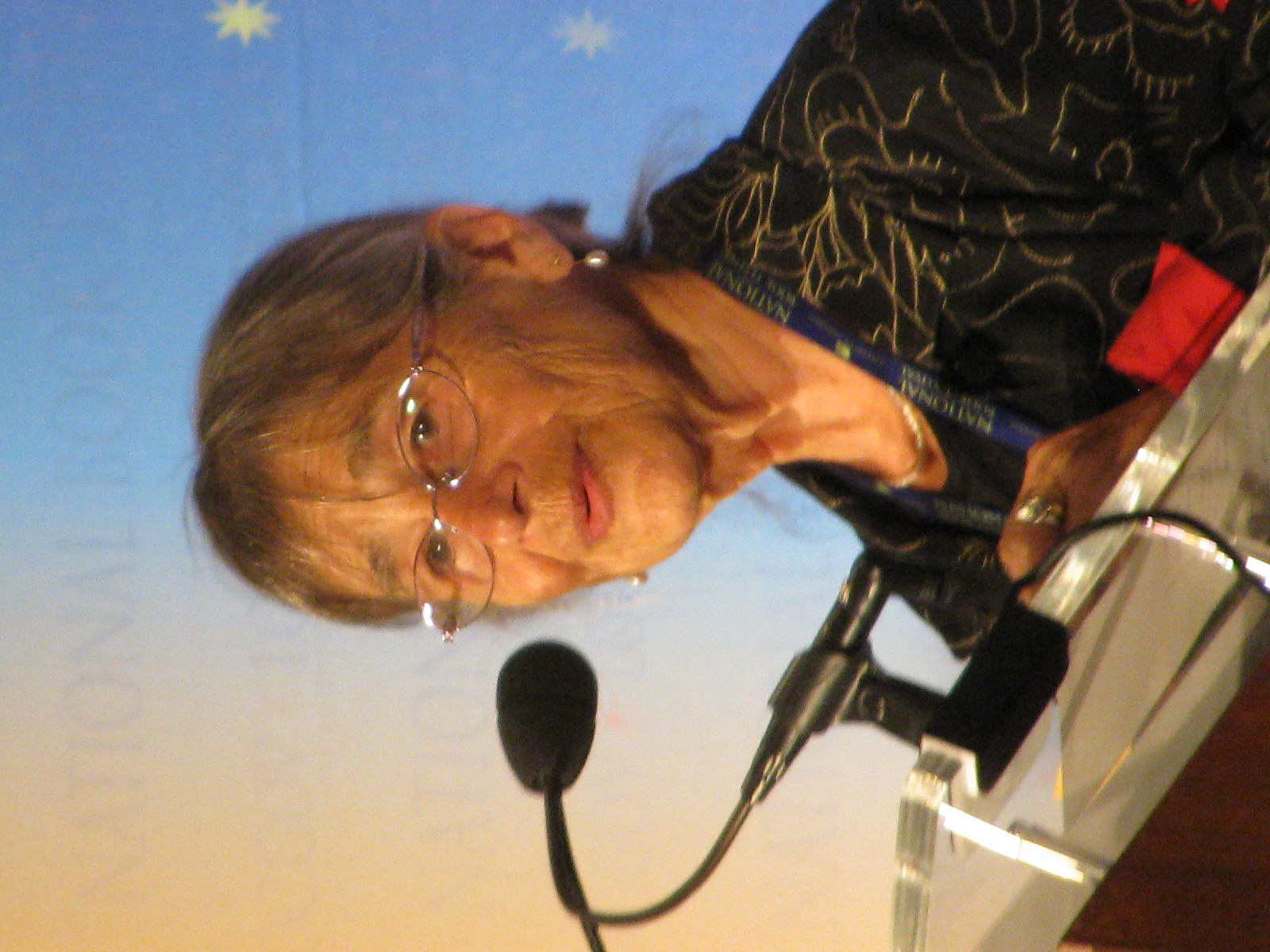 Alicia Ostriker at the National Book Festival, 2014