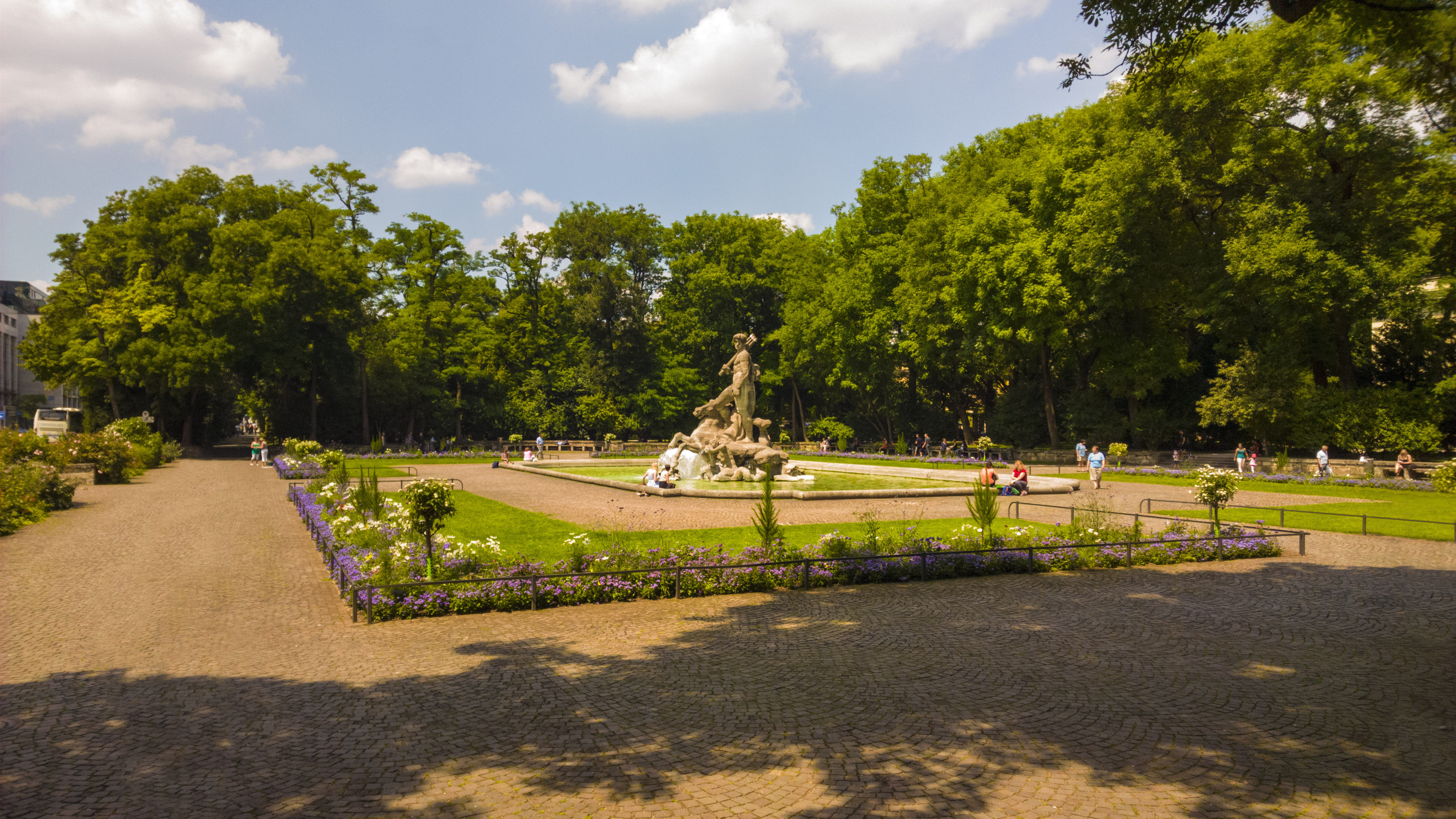 Alter Botanischer Garten (München) - Wikiwand