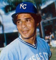 Amos Otis - Kansas City Royals
