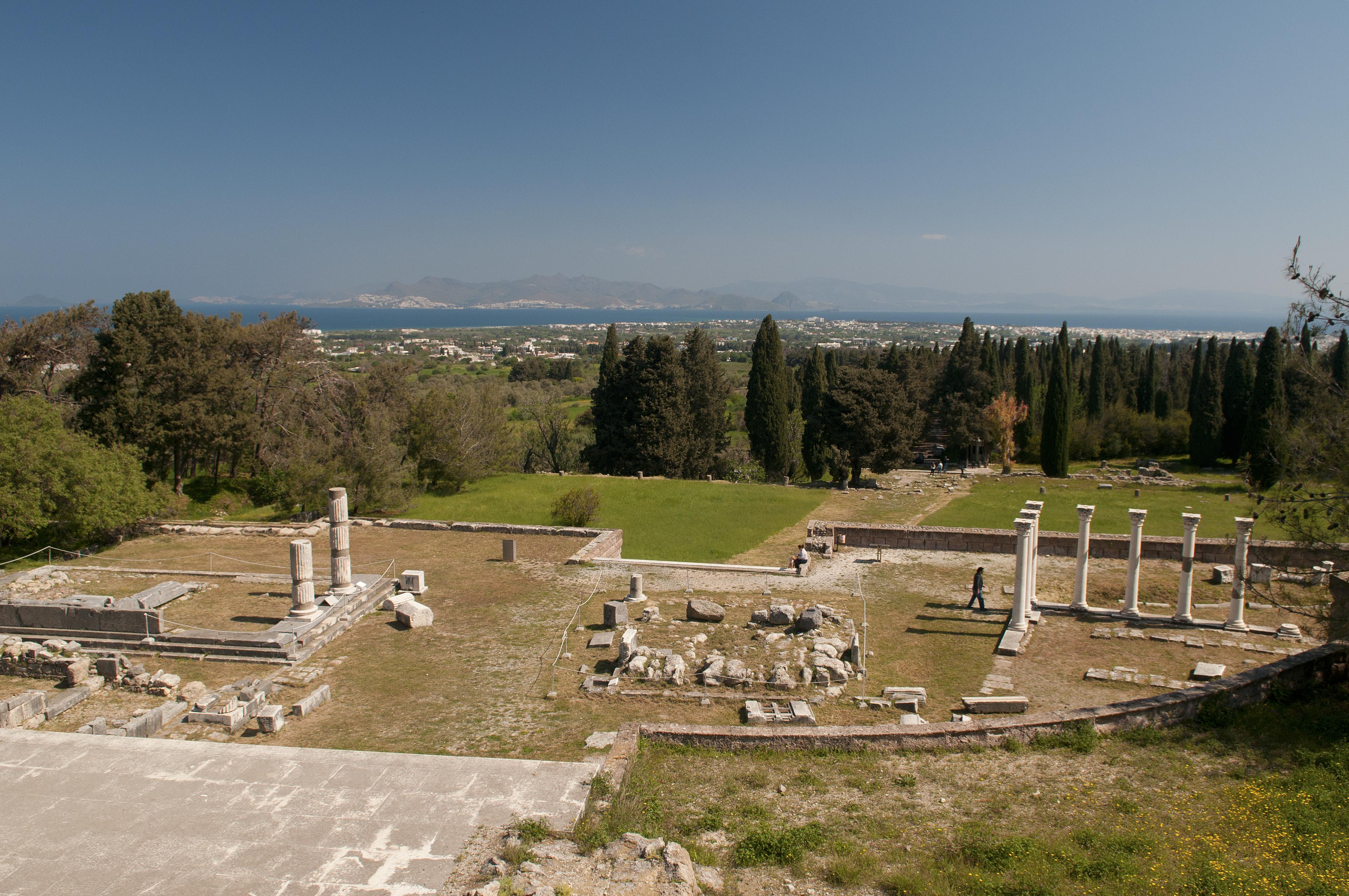 File:Asklepion, Kos, Greece (5652978891).jpg