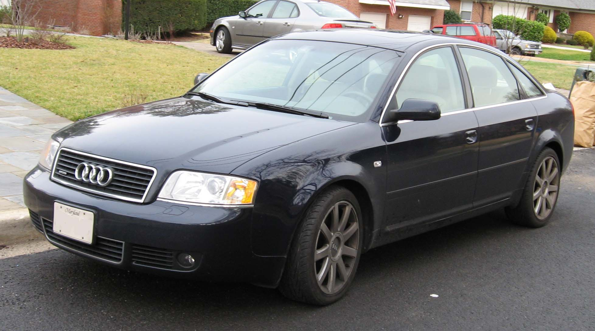 File Audi A6 C5 Jpg Wikimedia Commons