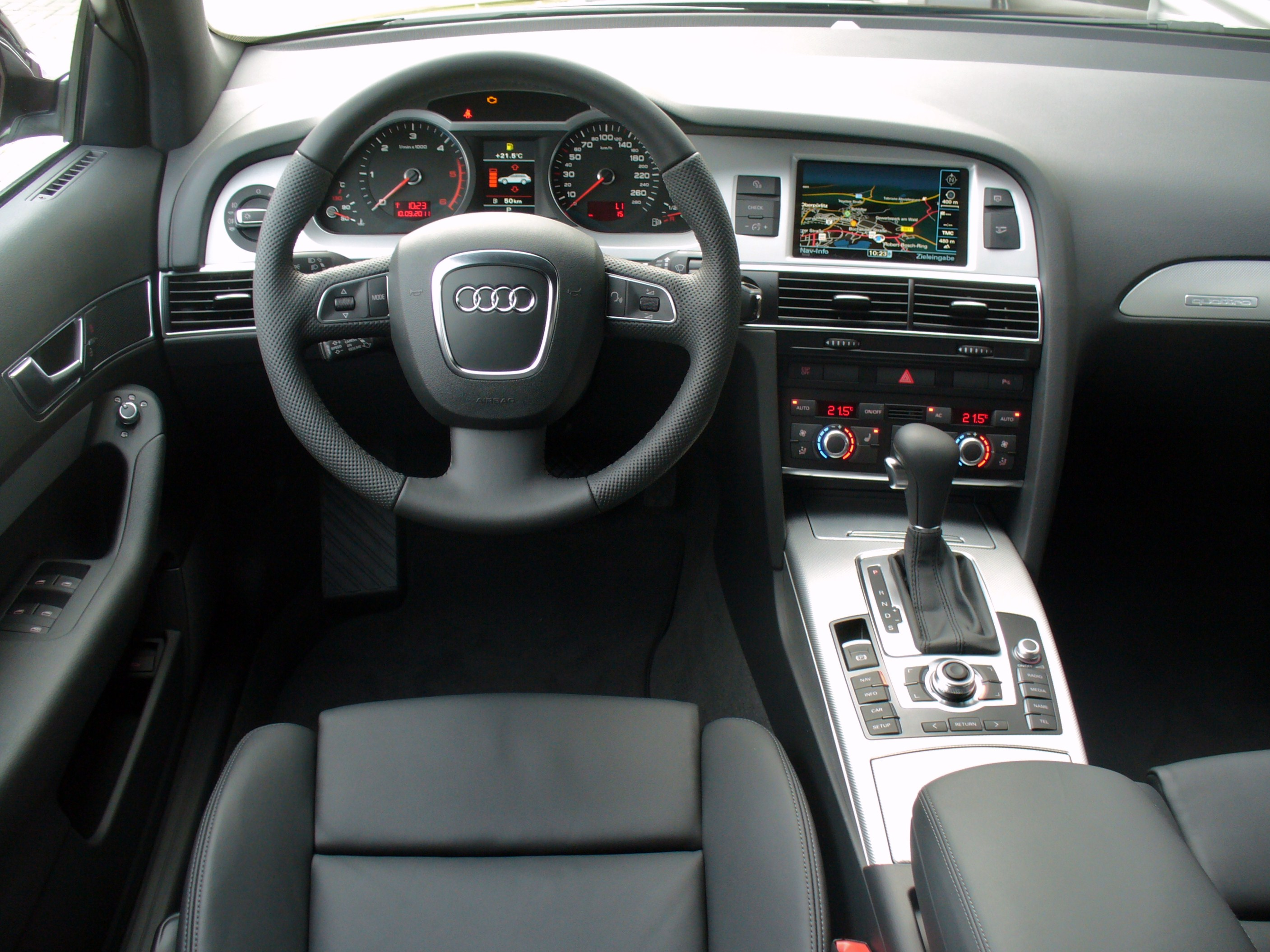 Audi truck q7 2017 s line black