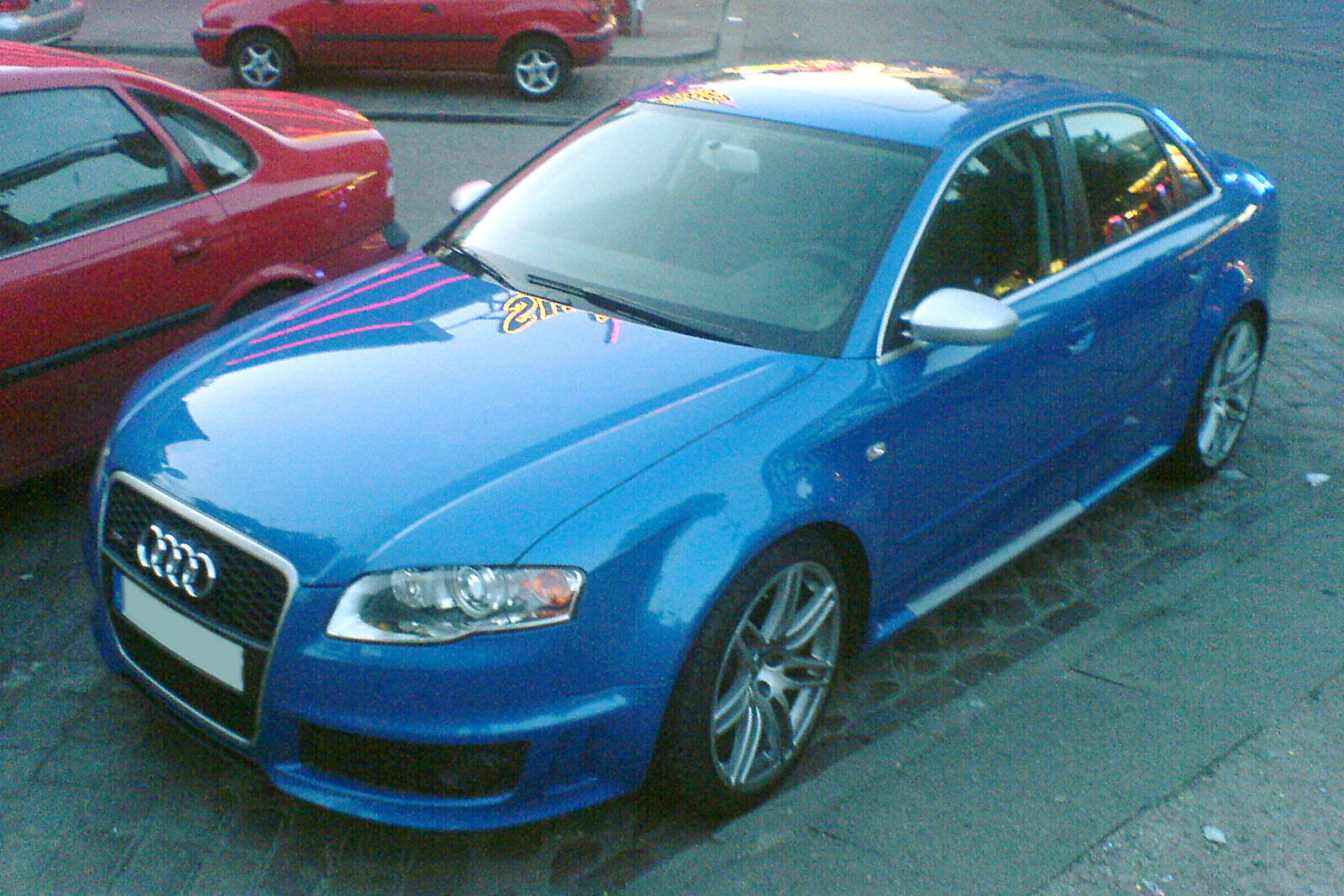 File Audi Rs4 2006 Avus Vl Jpg Wikimedia Commons