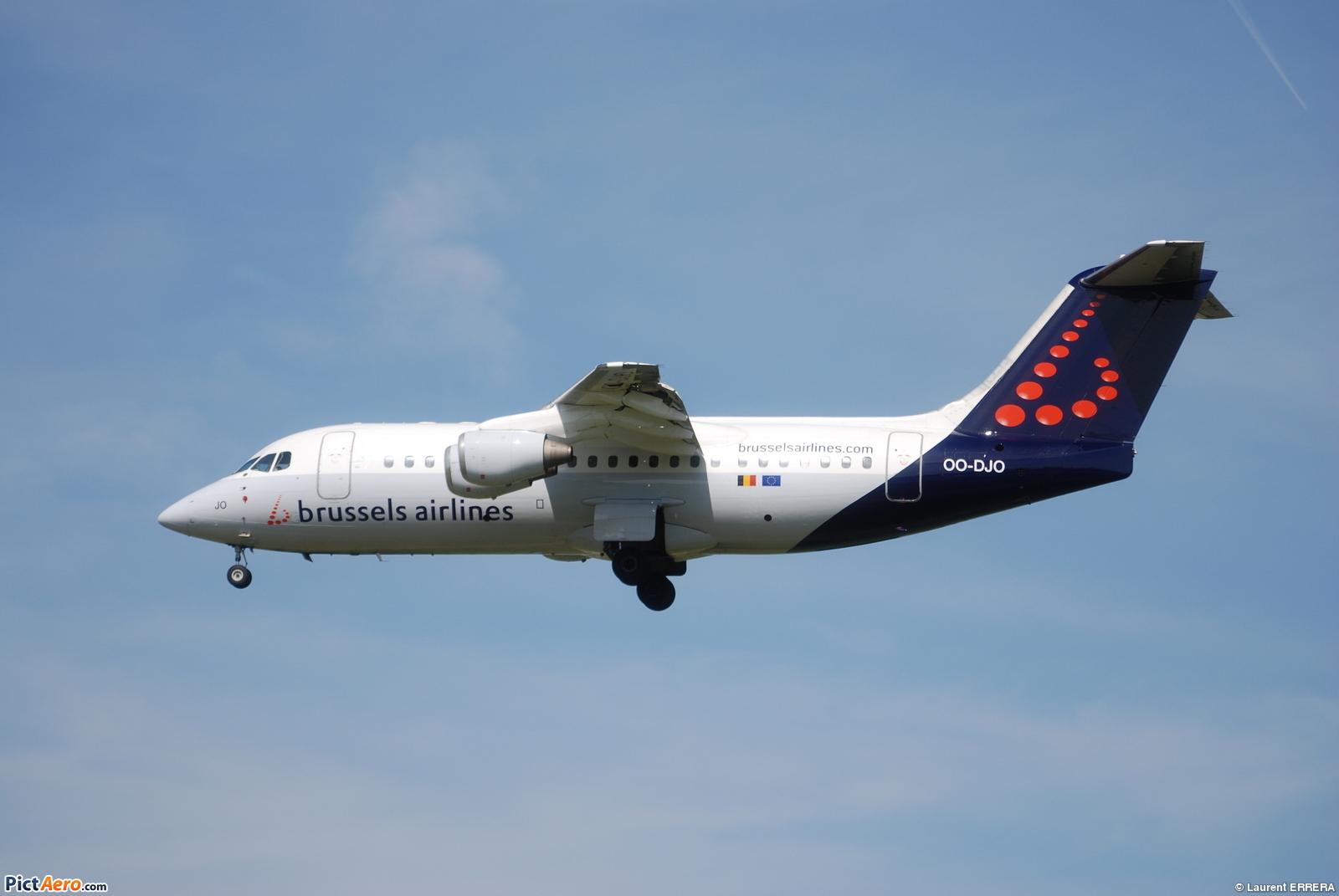 File:BAe-146 Avro RJ85 Brussels AL (BEL) OO-DJO -