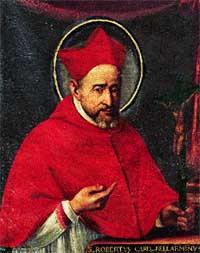 Saint Robert Cardinal Bellarmine was a prince of the Roman Catholic Church during his lifetime.