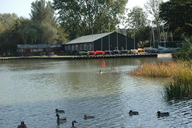Boats Stockers lake