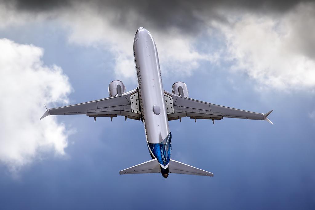 Resultado de imagen para Boeing 737 MAX rudder depth