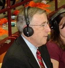 Brent Musburger American sportscaster