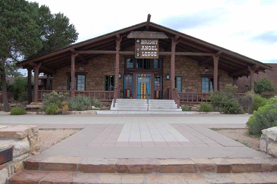Yavapai Lodge, Restaurant and Tavern on the Grand Canyon's South Rim. Yavapai Lodge is the Grand Canyon's largest facility inside the park. It is surrounded by Pinyon and Juniper woodlands, about 1/2 mile from the South Rim.