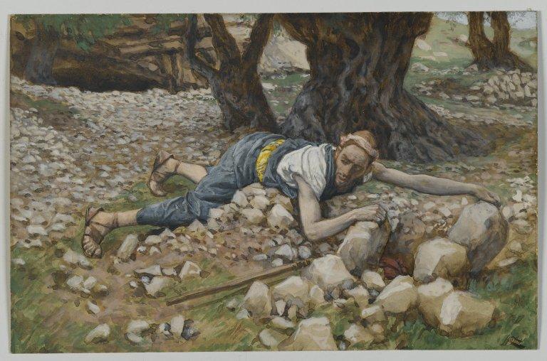 File:Brooklyn Museum - The Hidden Treasure (Le trésor enfoui) - James Tissot - overall.jpg