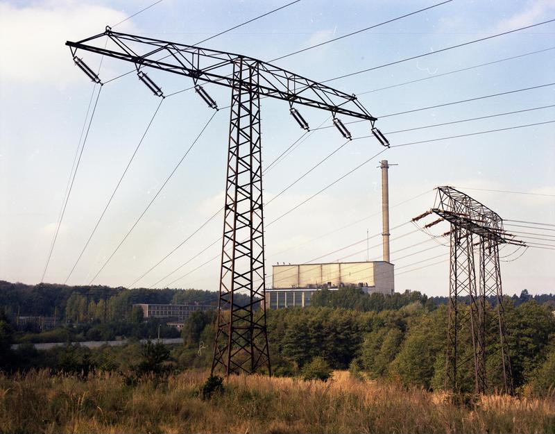 Atomkraftwerk Rheinsberg - Quelle: Wikimedia