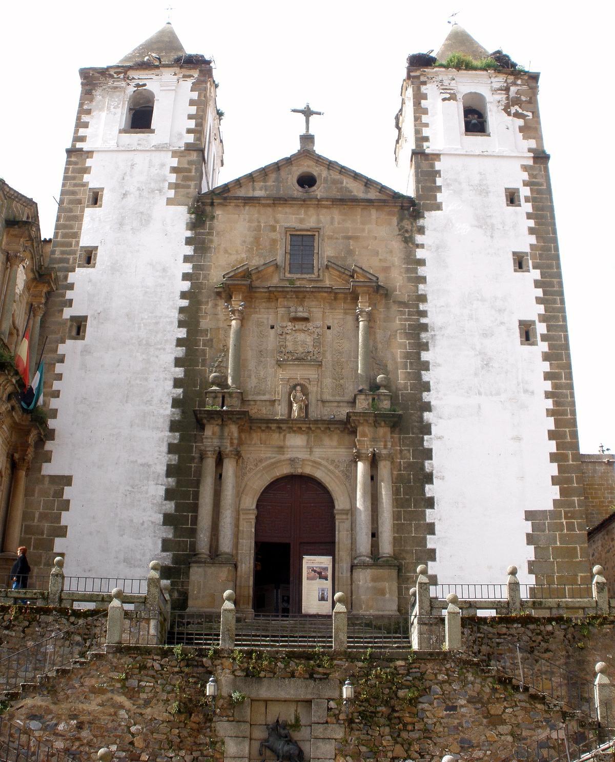 Iglesia de San Francisco Javier (Cáceres) - Wikipedia, la ...