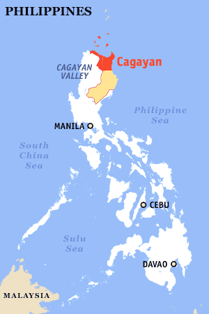 File:Cagayan Karte.png   Wikimedia Commons