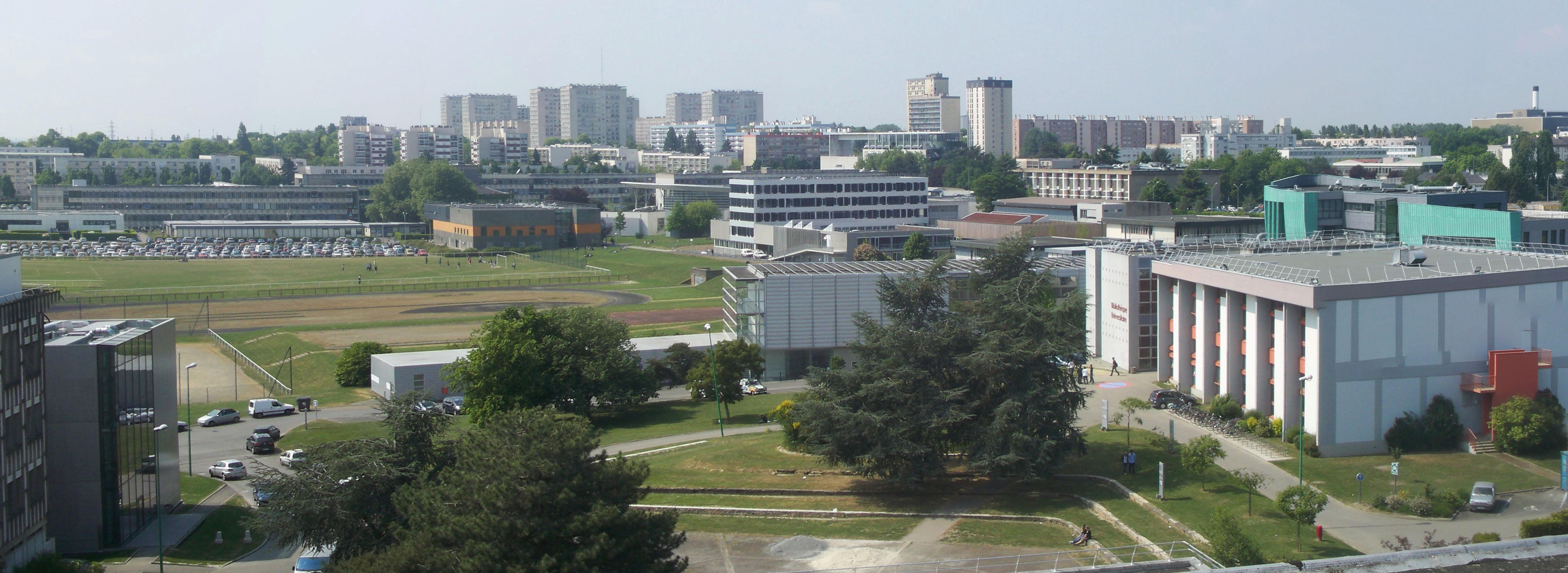 File campus de villejean wikimedia commons - Piscine villejean rennes ...