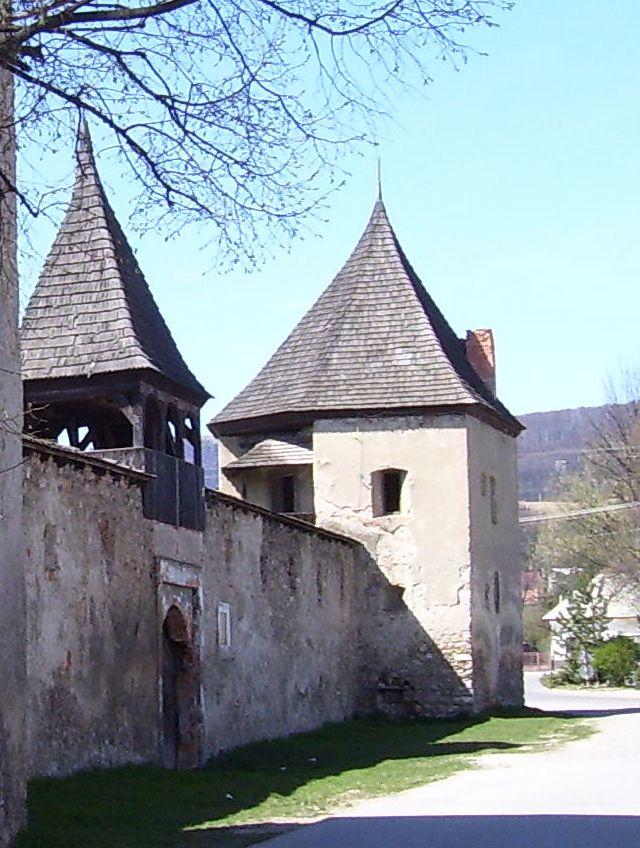 Castle of Imre Balassa in Divin