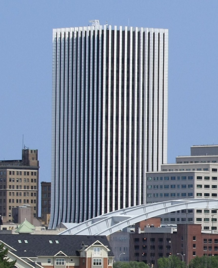 Chase tower wikidata for Architects rochester ny