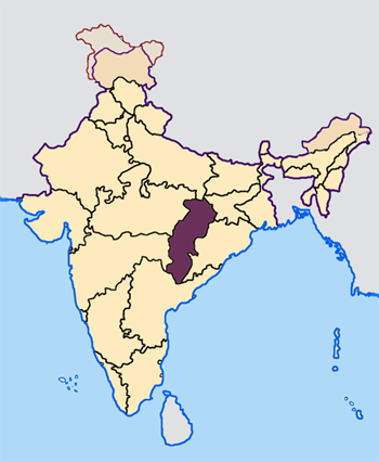 Plik:Chhattisgarh in India.png