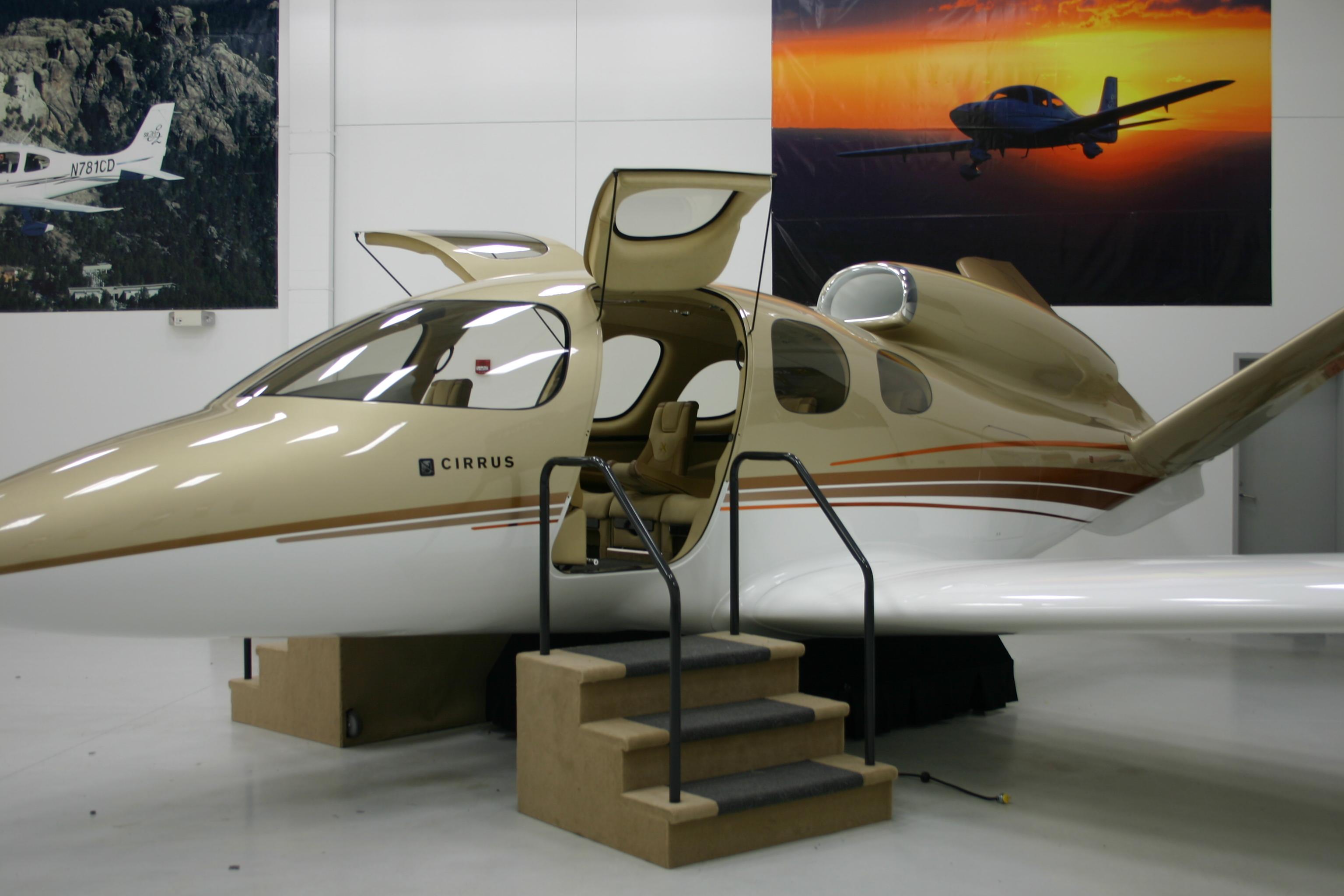 Cirrus Aircraft Vision SF50 - © Jackmar1 - Wikipedia