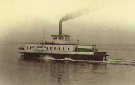City Island Land Ferry