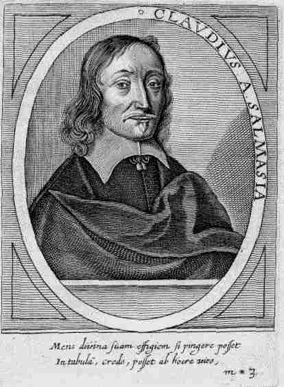 Claudius Salmasius