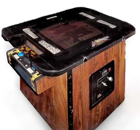 File Cocktail Table Arcade Game White Background Jpg